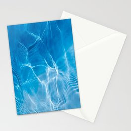 PISCINE Stationery Cards