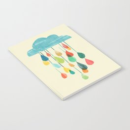 cloudy with a chance of rainbow Notebook
