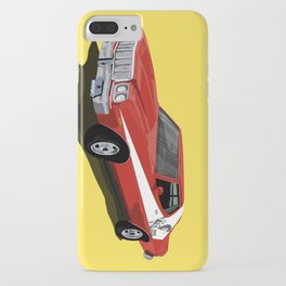 Starsky and Hutch car iPhone Case