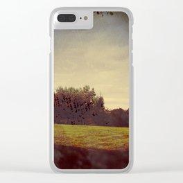 soleil Clear iPhone Case