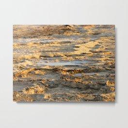 Sand ground 2 Metal Print