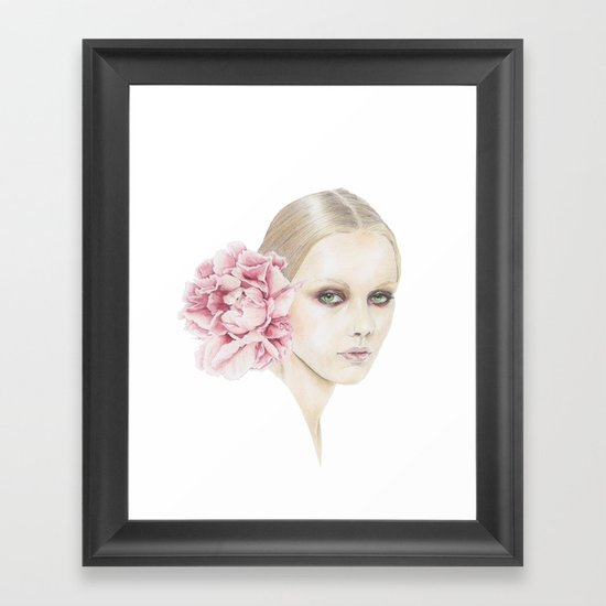 Irida (Vacancy Submission) Framed Art Print