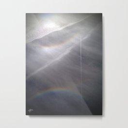 Veil. Metal Print