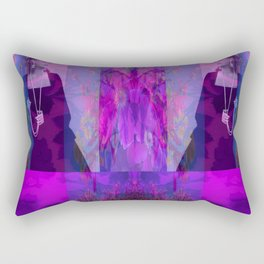 A Night to Remember - By Joakim Lund Rectangular Pillow