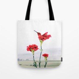 Carnation (r)evolution Tote Bag