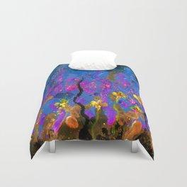 Acrylic spring Duvet Cover