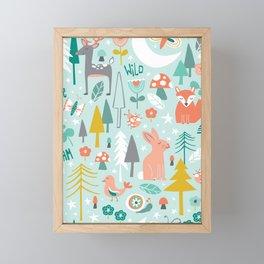 Forest Of Dreamers Framed Mini Art Print