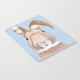 Wisteria Rabbit Notebook