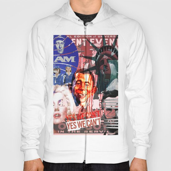 American Icon (Collage) Hoody