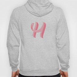 Bold 'H' Dropcap Hoody