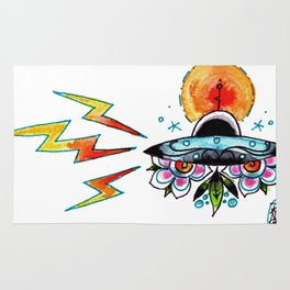 UFO a`la DANG Rug