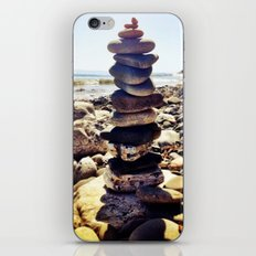 Stacked Stones iPhone & iPod Skin