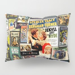 JEKYLL and HYDE Pillow Sham