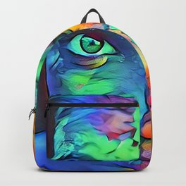 Green Look Backpack
