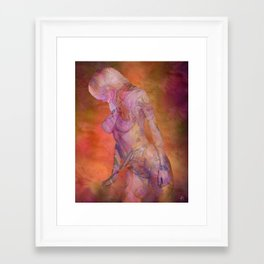 Just A Fantasy 7 Framed Art Print