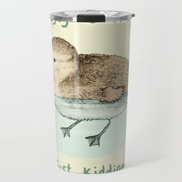 Ugly Duckling Travel Mug