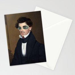 Nathaniel Olds - Vintage Art Print Stationery Cards