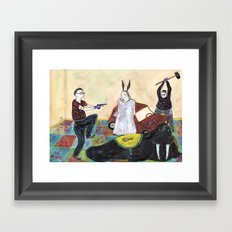 Special Room XII Framed Art Print