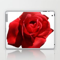 Red Rose Isolated Laptop & iPad Skin