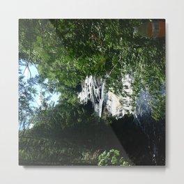Enjoying nature... waterfalls Metal Print