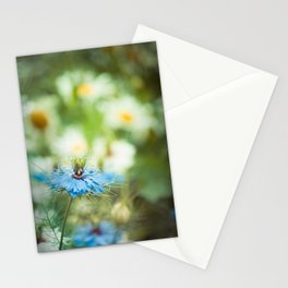 Fairy-tale Flowers I Stationery Cards