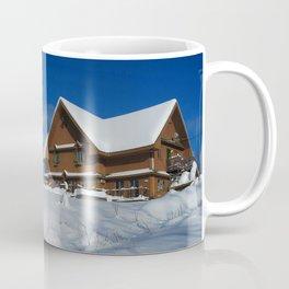 Winter House Coffee Mug