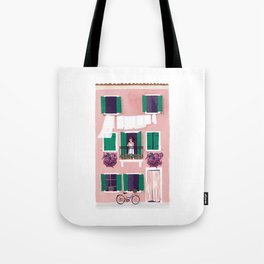 Afternoon in Burano Tote Bag
