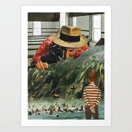 See Of Wonder Art Print