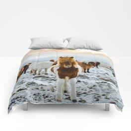 Nordic Wild Comforters