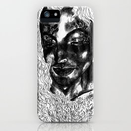 Fire Heals iPhone Case