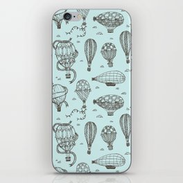 Hot Air Balloons iPhone Skin