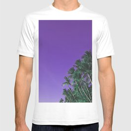 Ultra Violet Beach T-shirt