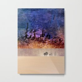 Desert-Dream 2 Metal Print
