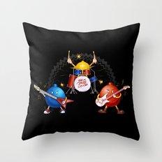 SEX BOB-OMB - COLOR Throw Pillow