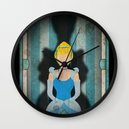 Shadow Collection, Series 1 - Slipper Wall Clock