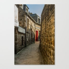 French Alley Canvas Print