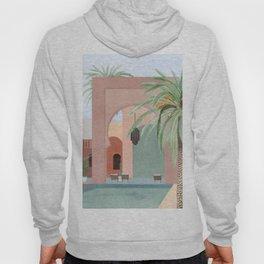 Moroccan Pool Hoody