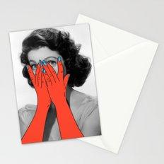 Retrograde Amnesia Stationery Cards