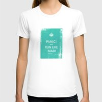 panic at the disco T-shirts featuring PANIC by Vin Zzep