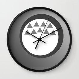 Minimal: Toto-ro Wall Clock