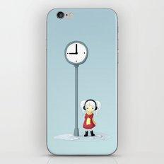 Always Late iPhone Skin