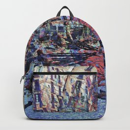 kept at a distance most conducive to comprehension Backpack