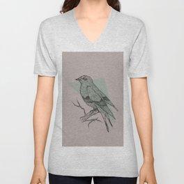 Bird Fascination Unisex V-Neck