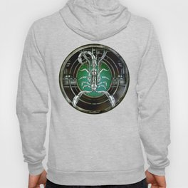 """Astrological Mechanism - Scorpio"" Hoody"