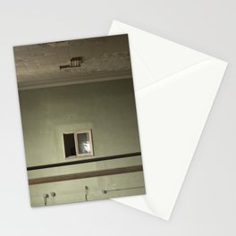 Abandoned School Stationery Cards