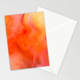 Dancing Fire Stationery Cards
