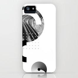 Near yet far iPhone Case