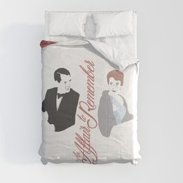 An Affair to Remember Comforters