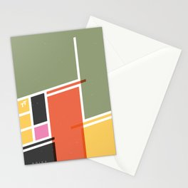 SECRET CYCLING FLAG - VOIGT Stationery Cards