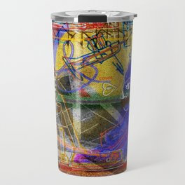 ART HISTORY SERIES: PELAN ALTARPIECE (POLYPTYCH) Travel Mug